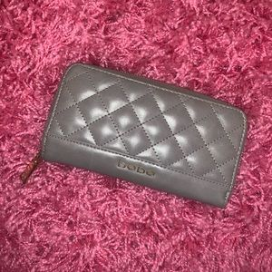 Light gray Bebe wallet